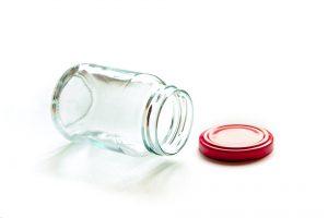 からっぽの瓶